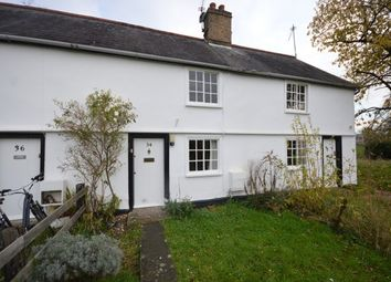Thumbnail 2 bed terraced house to rent in Granhams Road, Cambridge