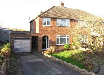Thumbnail 3 bed semi-detached house for sale in Wayside Avenue, Bushey