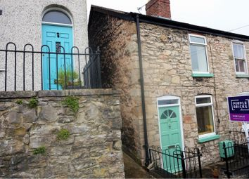 Thumbnail 1 bed semi-detached house for sale in Castle Hill, Denbigh