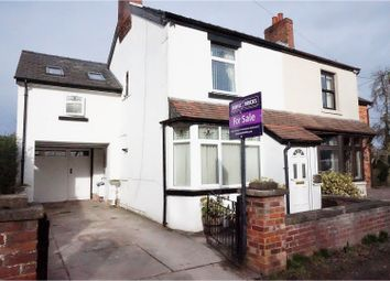 Thumbnail 4 bed semi-detached house for sale in West View Road, Norley