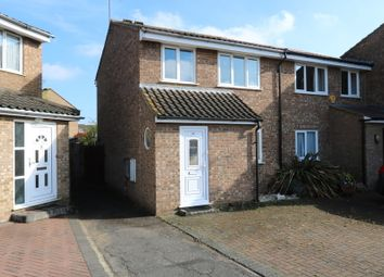 Thumbnail 3 bed end terrace house to rent in Narborough Close, Uxbridge