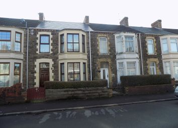 Thumbnail 3 bed terraced house for sale in George Street, Port Talbot, Neath Port Talbot.