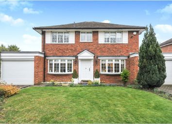Thumbnail 4 bed link-detached house for sale in St. Georges Road, Bickley, Bromley