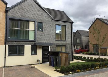 Thumbnail 2 bed terraced house for sale in The Colonnades, Pells Close, Doncaster