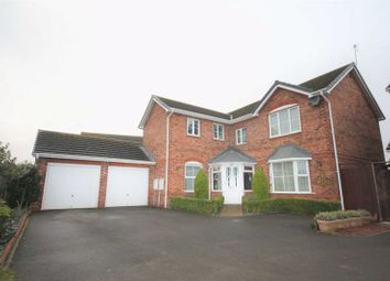 Thumbnail 4 bed detached house for sale in Longthwaite Close, Skelton-In-Cleveland, Saltburn-By-The-Sea