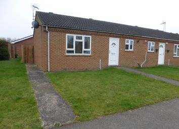 Thumbnail 1 bed semi-detached bungalow for sale in Springfield Avenue, March