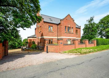 Thumbnail 5 bedroom detached house for sale in North Brink, Wisbech