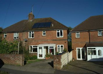 Thumbnail 4 bed semi-detached house for sale in Orchard Road, Marlborough, Wiltshire