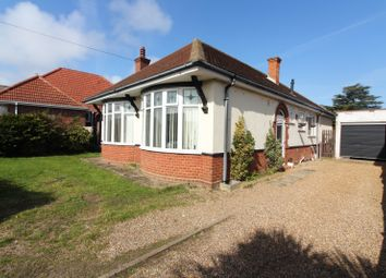 Thumbnail 4 bed detached bungalow for sale in Beccles Road, Gorleston