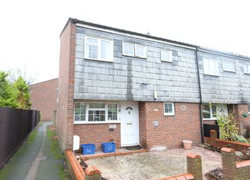 Thumbnail 3 bed end terrace house for sale in Caneland Court, Waltham Abbey, Essex