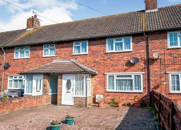 Thumbnail 3 bed terraced house for sale in Pulborough Avenue, Eastbourne