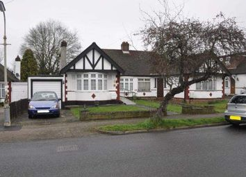 Thumbnail 3 bed semi-detached bungalow for sale in Oakroyd Avenue, Potters Bar