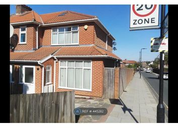 Thumbnail 3 bed end terrace house to rent in Whitton Avenue East, Greenford