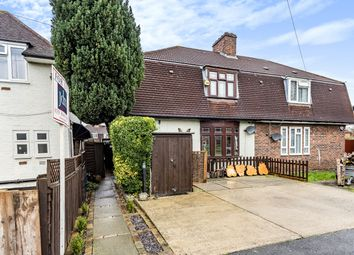 Thumbnail 3 bed semi-detached house for sale in Swallands Road, London