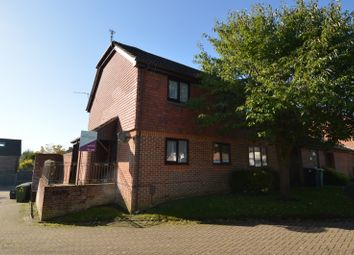 Thumbnail 1 bed terraced house to rent in Sandringham Road, Petersfield