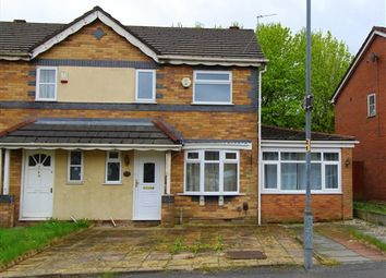Thumbnail 3 bed property to rent in Ellesmere Road, Bolton