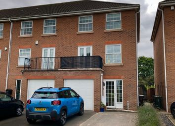 Thumbnail 4 bed semi-detached house for sale in Jubilee Close, Syston, Leicester