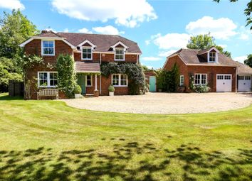 Thumbnail 5 bed detached house for sale in Trinity Road, Parish Of Bentworth, Medstead, Alton, Hampshire
