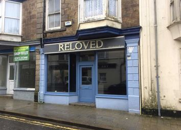 Retail premises to let in 68, Trelowarren Street, Camborne TR14