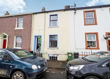Thumbnail 2 bed terraced house to rent in St. Cuthberts, Burnfoot, Wigton