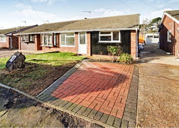 Thumbnail 2 bedroom semi-detached bungalow for sale in Maryland Close, Southampton