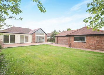 Thumbnail 3 bed bungalow for sale in Styal Road, Heald Green, Cheadle, Greater Manchester