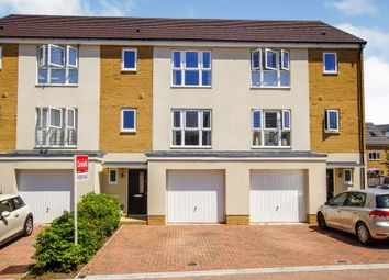 Thumbnail 3 bed town house for sale in Rowan Drive, Emersons Green, Bristol
