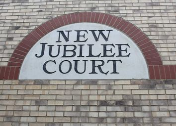 Thumbnail 1 bed flat for sale in New Jubilee Court, Grange Avenue, Woodford Green