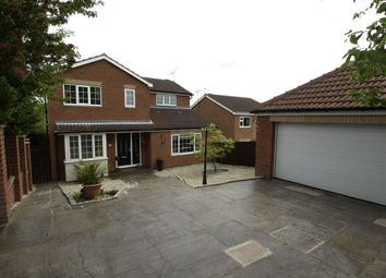 Thumbnail 4 bed detached house for sale in Hannas Royd, Dodworth, Barnsley