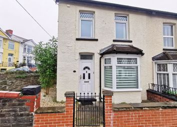 Thumbnail 3 bed terraced house to rent in Bedwlwyn Street, Ystrad Mynach, Hengoed