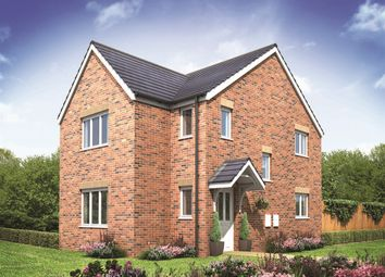 "Thumbnail 3 bed detached house for sale in ""The Hatfield Corner "" at Rectory Lane, Standish, Wigan"