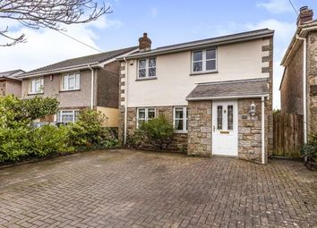 Thumbnail 4 bed detached house for sale in Camborne, Cornwall
