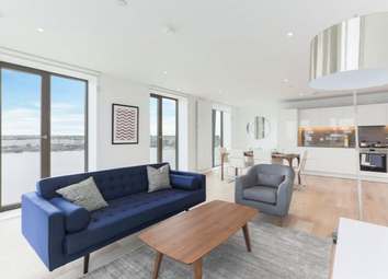 Thumbnail 4 bed flat for sale in North Woolwich Road, Royal Docks, London