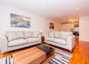 Thumbnail 2 bed flat to rent in Waterloo Road, Wapping