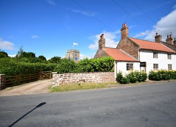 Thumbnail 3 bed cottage for sale in Front Street, Aldborough, York