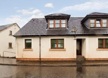 Thumbnail 3 bed maisonette for sale in North Street, Strathaven