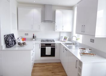 Thumbnail 2 bed flat for sale in Caithness Road, Tooting Borders