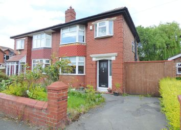 Thumbnail 3 bed semi-detached house for sale in Whitebrook Road, Fallowfield, Manchester