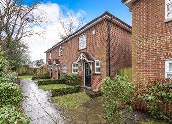 Thumbnail 2 bed end terrace house to rent in Finchampstead Road, Finchampstead, Wokingham