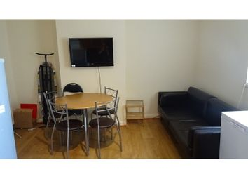 Thumbnail 4 bed flat to rent in Salisbury Road, Cathays, Cardiff