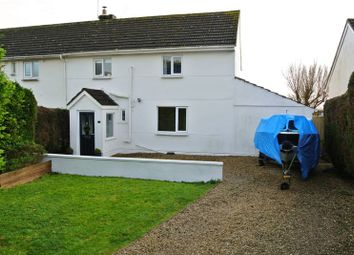 Thumbnail 3 bedroom semi-detached house for sale in Munro Avenue, Yealmpton, Plymouth