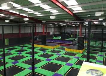 Thumbnail Commercial property for sale in Trampoline Park M5, Salford