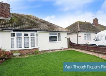 Thumbnail 2 bed semi-detached bungalow for sale in Farmlands Avenue, Polegate