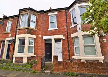 Thumbnail 3 bedroom flat for sale in King John Terrace, Heaton, Newcastle Upon Tyne