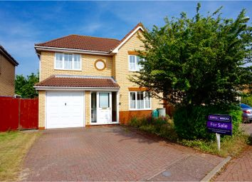 Thumbnail 4 bedroom detached house for sale in Cherry Blossom Close, Ipswich