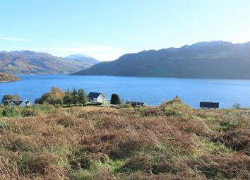 Thumbnail Land for sale in Building With Owner Occupied Croft, 9 Avernish, By Kyle Of Lochalsh