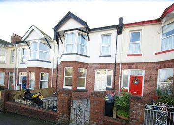 Thumbnail 1 bed flat for sale in Conway Road, Paignton