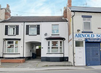 Thumbnail 3 bed town house for sale in High Street, Arnold, Nottingham