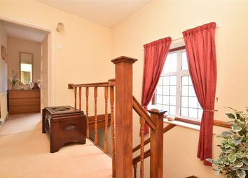 Thumbnail 3 bed detached house for sale in Old Lodge Lane, Purley, Surrey