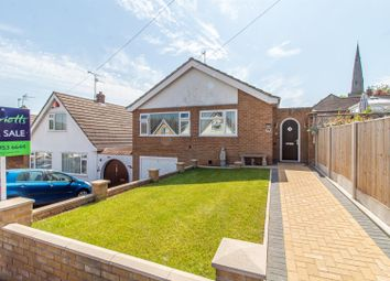 Thumbnail 3 bed detached bungalow for sale in Wykes Avenue, Gedling, Nottingham